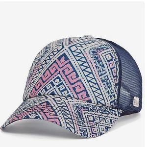 Women's Billabong Aztec Trucker Hat